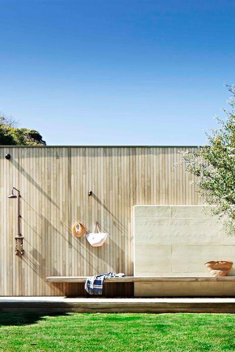 31 Beautiful Outdoor Shower Ideas Stunning Outdoor Shower Designs