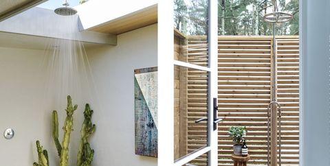 best outdoor shower ideas
