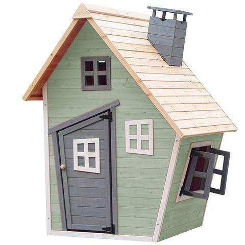 Caseta infantil: Caseta Fantasy de madera