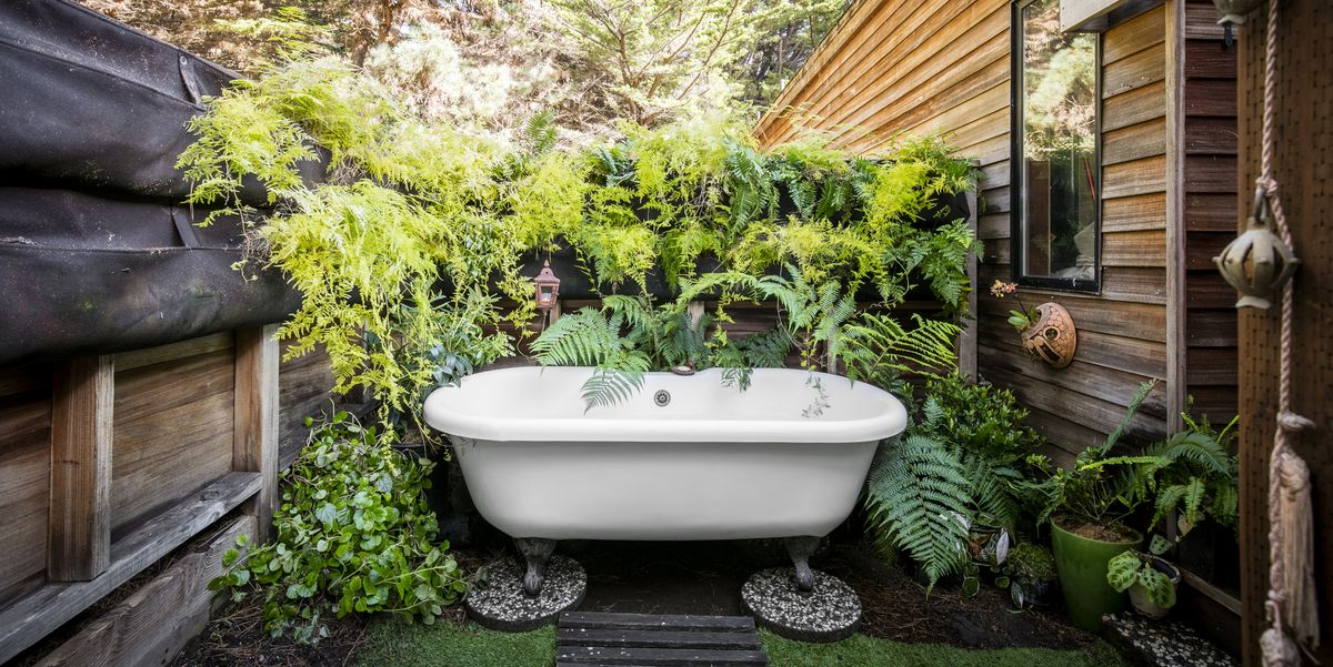 25 Best Outdoor Tubs Outdoor Soaking Tub Ideas