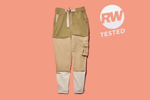 Clothing, Khaki, Trousers, Active pants, Font, Pocket, Jeans, sweatpant, Sportswear, Shorts,