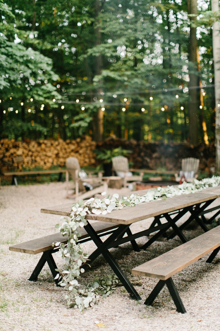35 Outdoor Wedding Ideas - Decorations for a Fun Outside ...
