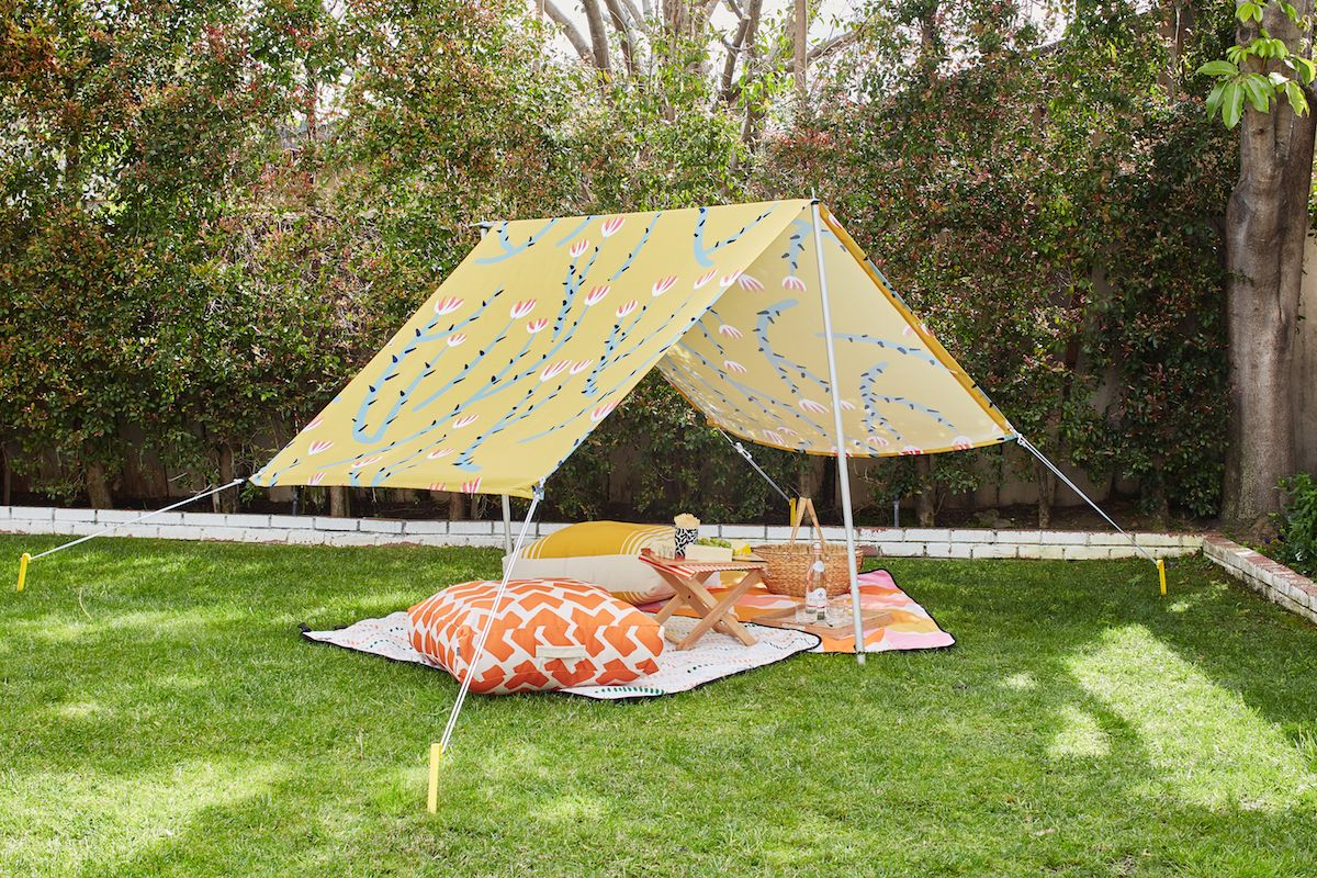 Your Next Picnic Needs Society6's Fun New Outdoor Line