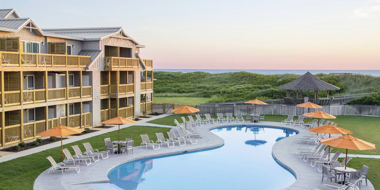 Outer Banks, NC / Sanderling Resort