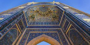 Long-haul holidays - Uzbekistan