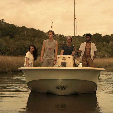 Teen Movies Netflix - Outer Banks