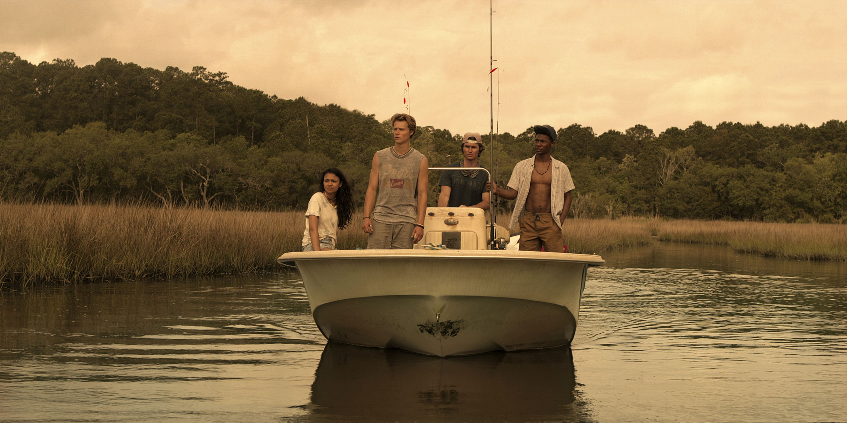 Where Was Netflix S Outer Banks Filmed
