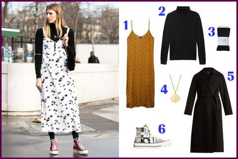 4cbc0258d01 How to Style a Slip Dress - Ways to Wear a Slip Dress