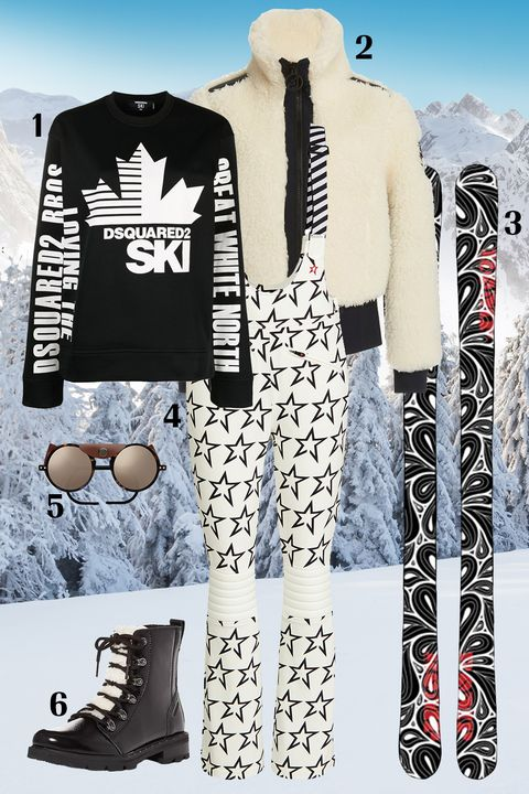ski outfit