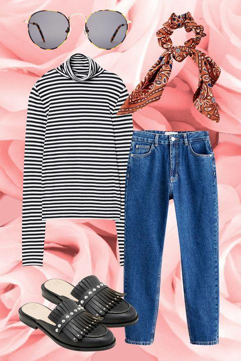 Eyewear, Jeans, Pink, Clothing, Denim, Sunglasses, Cool, Fashion, Footwear, Glasses,
