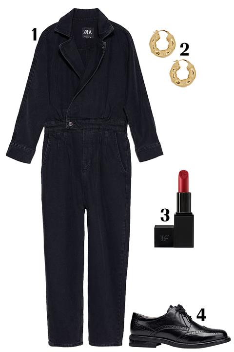 Clothing, Black, Footwear, Sleeve, Dress, Outerwear, Shoe, Formal wear, Suit, Uniform,