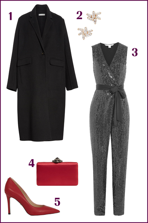 77bea3b3f40 What to Wear for Office Holiday Party - Office Party Work Outfits