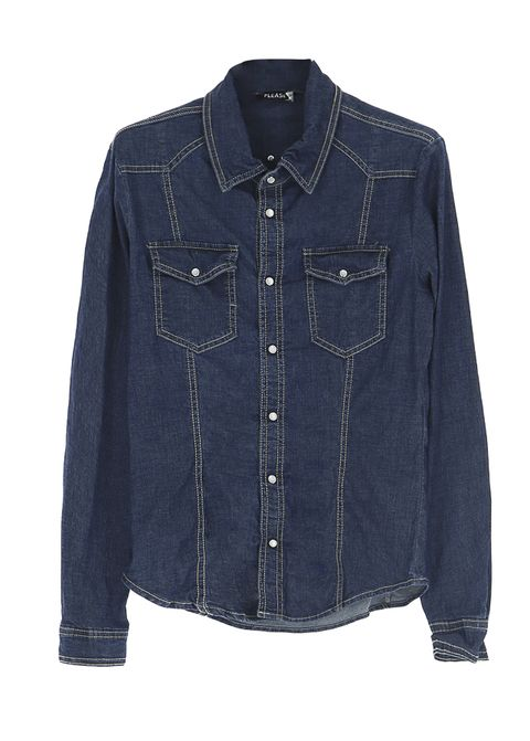 outfit-jeans-inverno-camicia-please