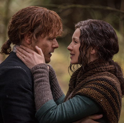 Yes, Outlander Is Based on Books—Here's Everything to Know About the Epic Series