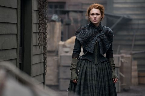 Brianna and Jamie Are Reunited in Outlander Episode 9