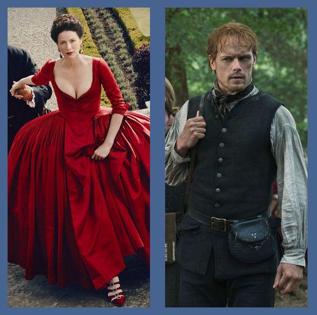 Outlander's Best Costumes