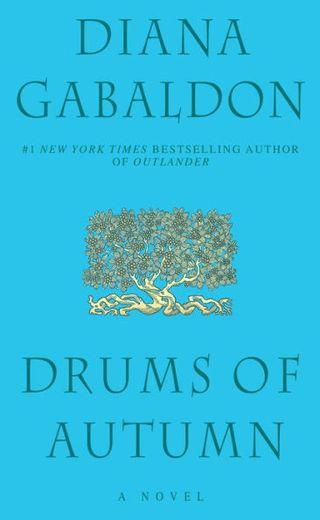Outlander Drums of Autumn Cover Diana Gabaldon