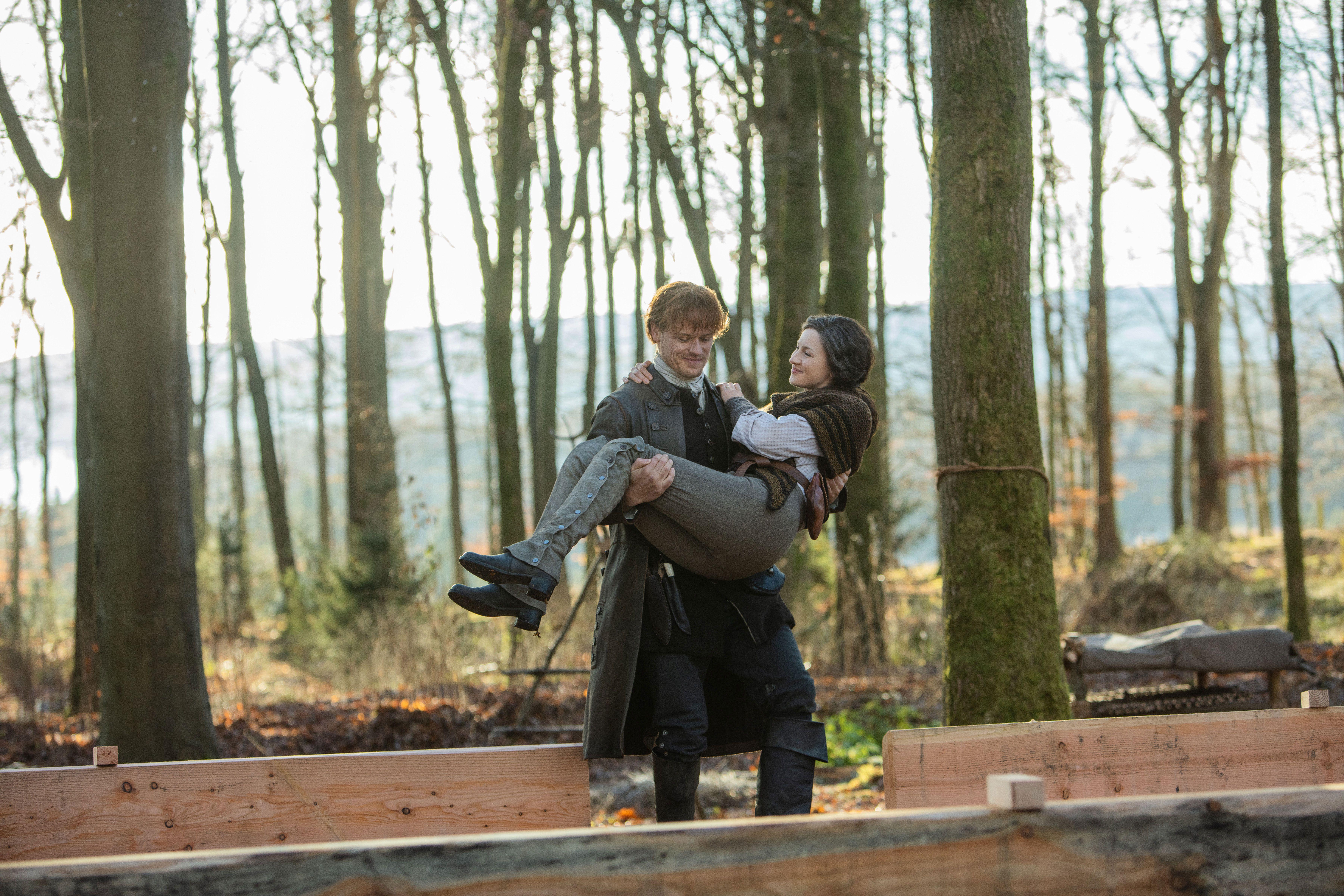 Fraser Ridge Nc Map.Is Outlander S Fraser S Ridge A Real Place Outlander Season 4