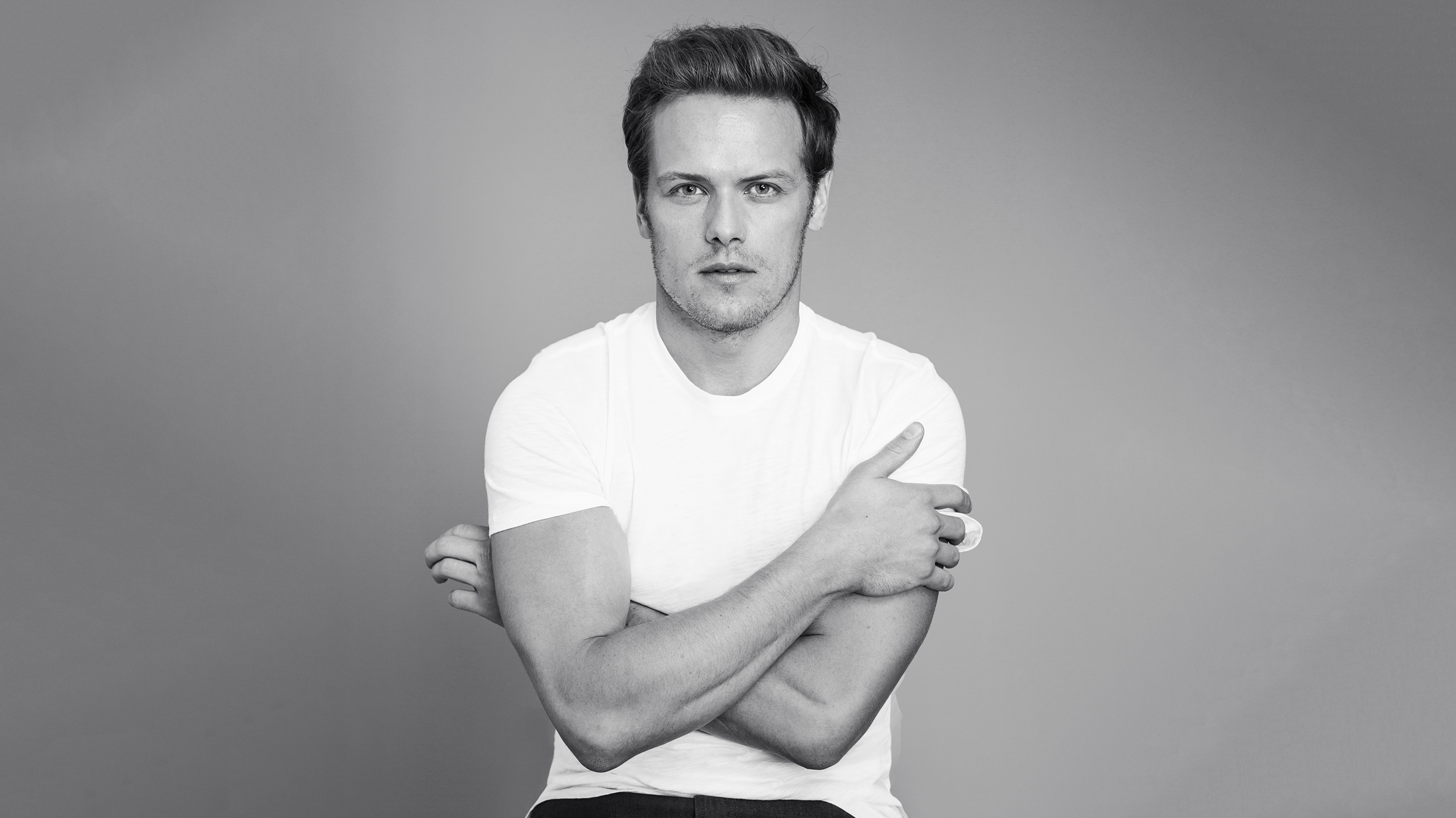 Sam Heughan Talks About Jamie and Claire's Reunion in