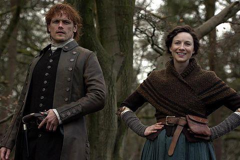 Jamie Claire mueren en Outlander
