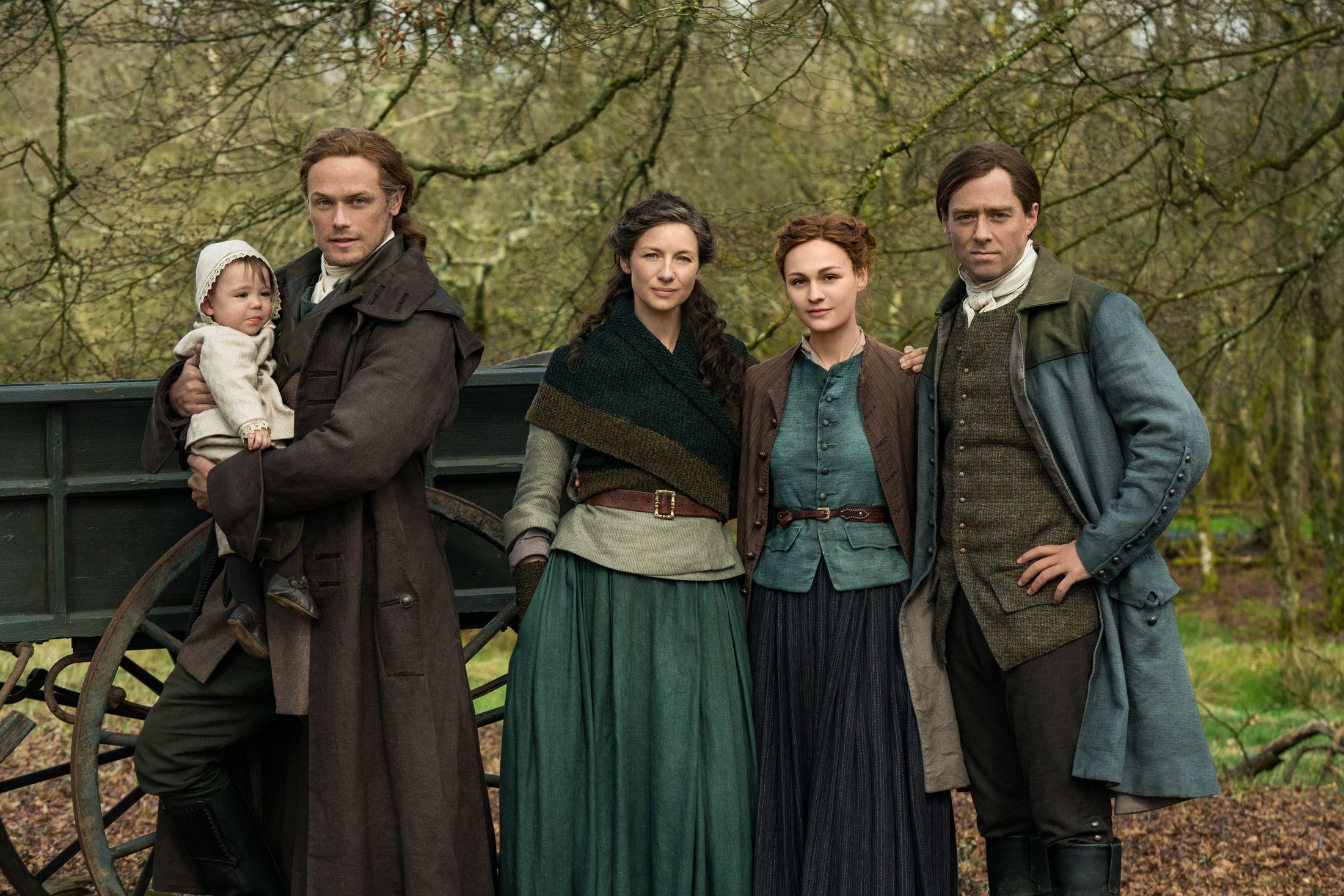 Outlander' Season 5 News, Air Date, Cast & Spoilers - Everything ...