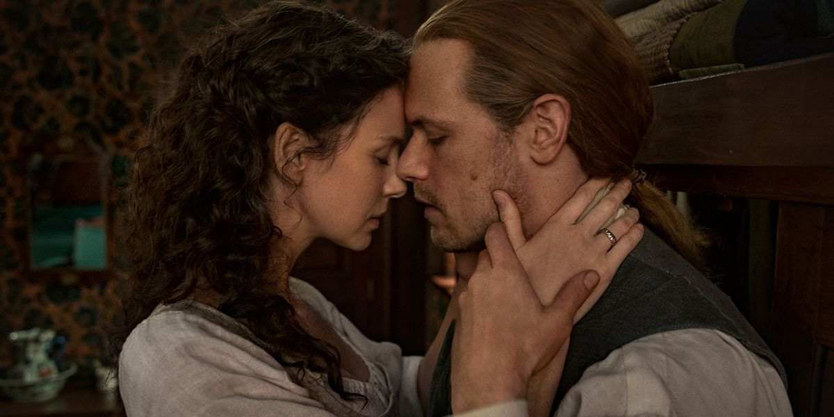 """Sam Heughan Updates Fans on 'Outlander' Season 6 and It's """"Much to Celebrate"""""""