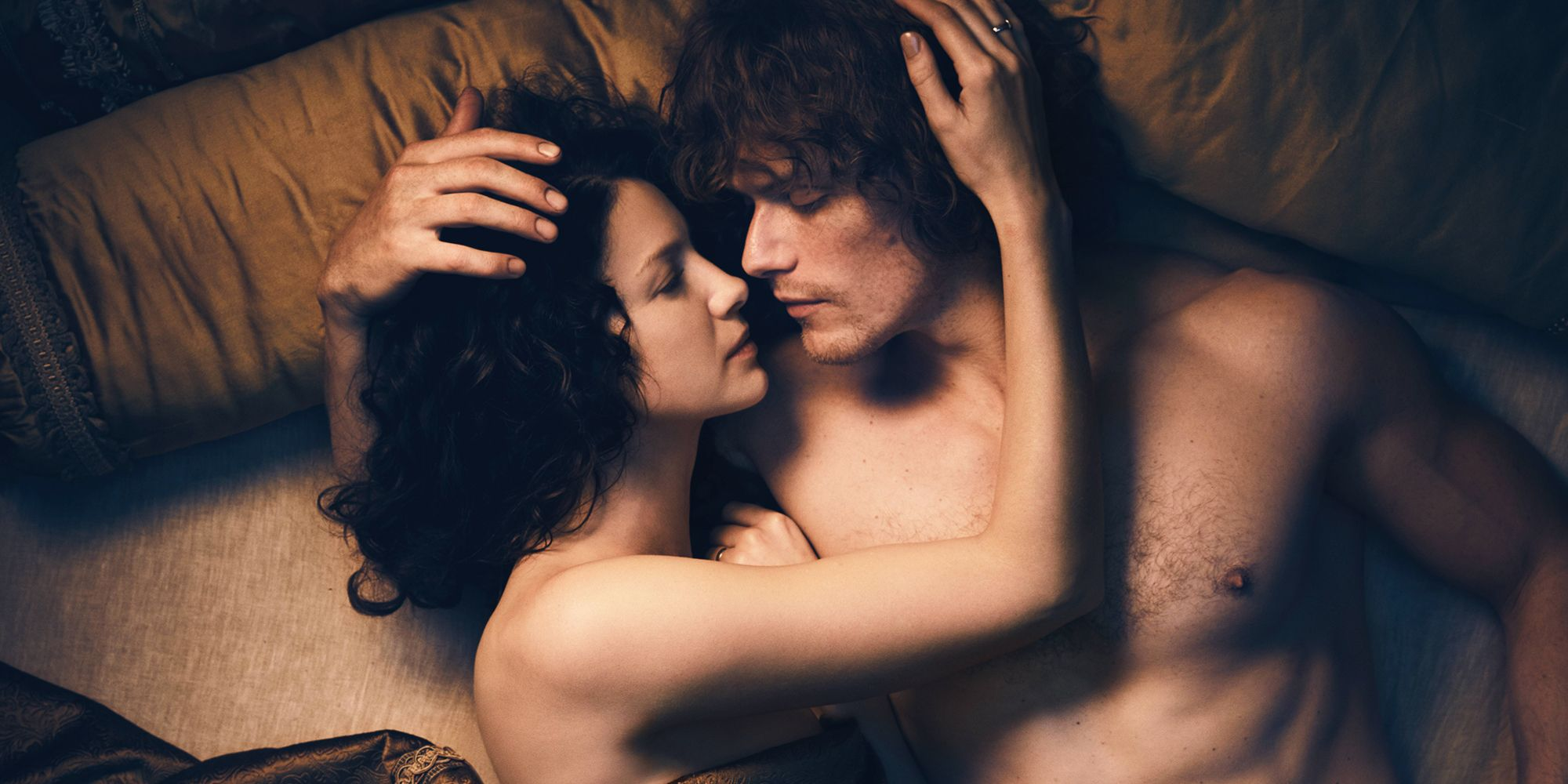Outlander Is Finally Coming to Netflix