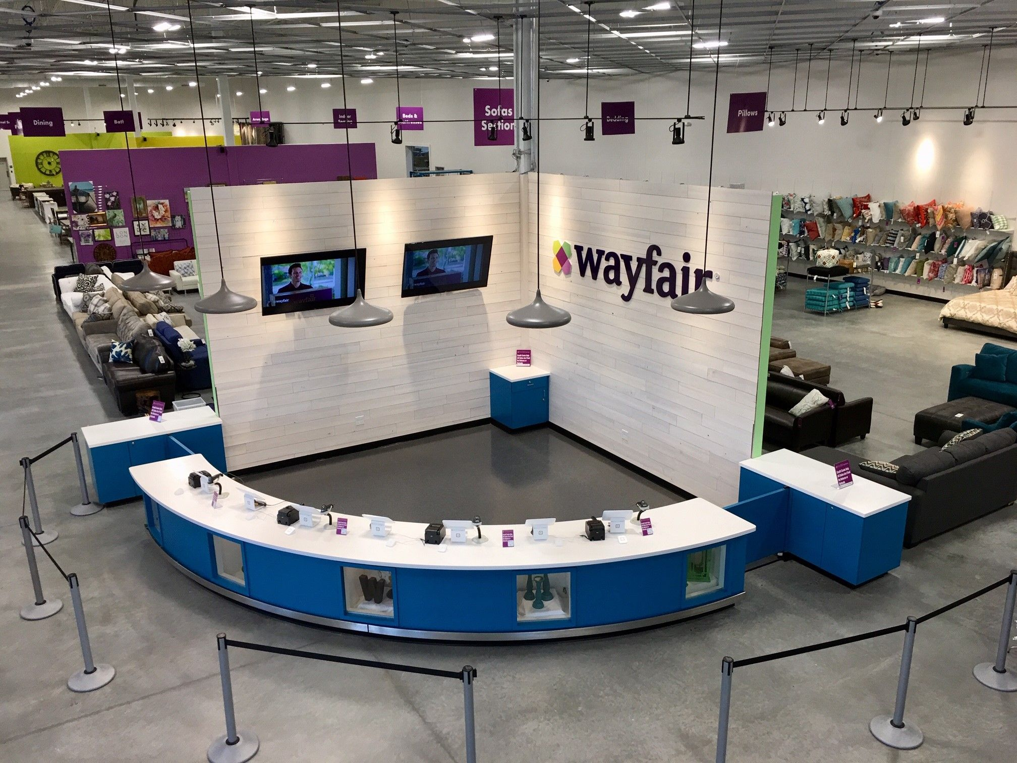 Pleasing Wayfairs New Outlet Store Is Opening This Week In Kentucky Ocoug Best Dining Table And Chair Ideas Images Ocougorg
