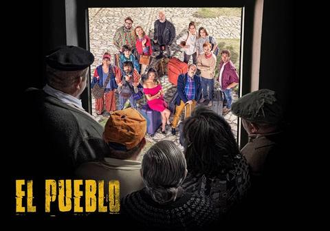 El pueblo, serie de Telecinco, se estrena en Amazon