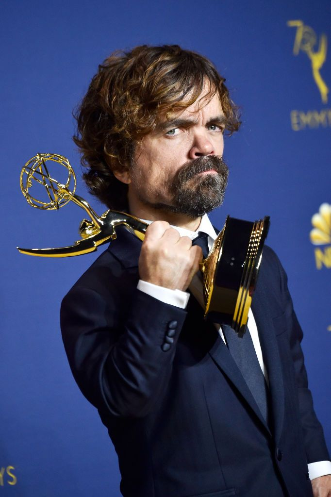 70th Emmy Awards - Press Room