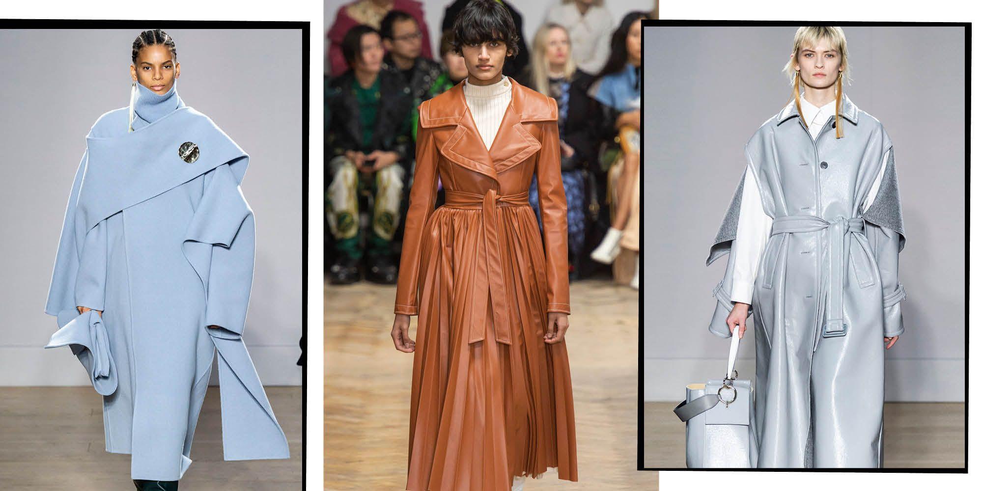 best coats outerwear at London fashion week