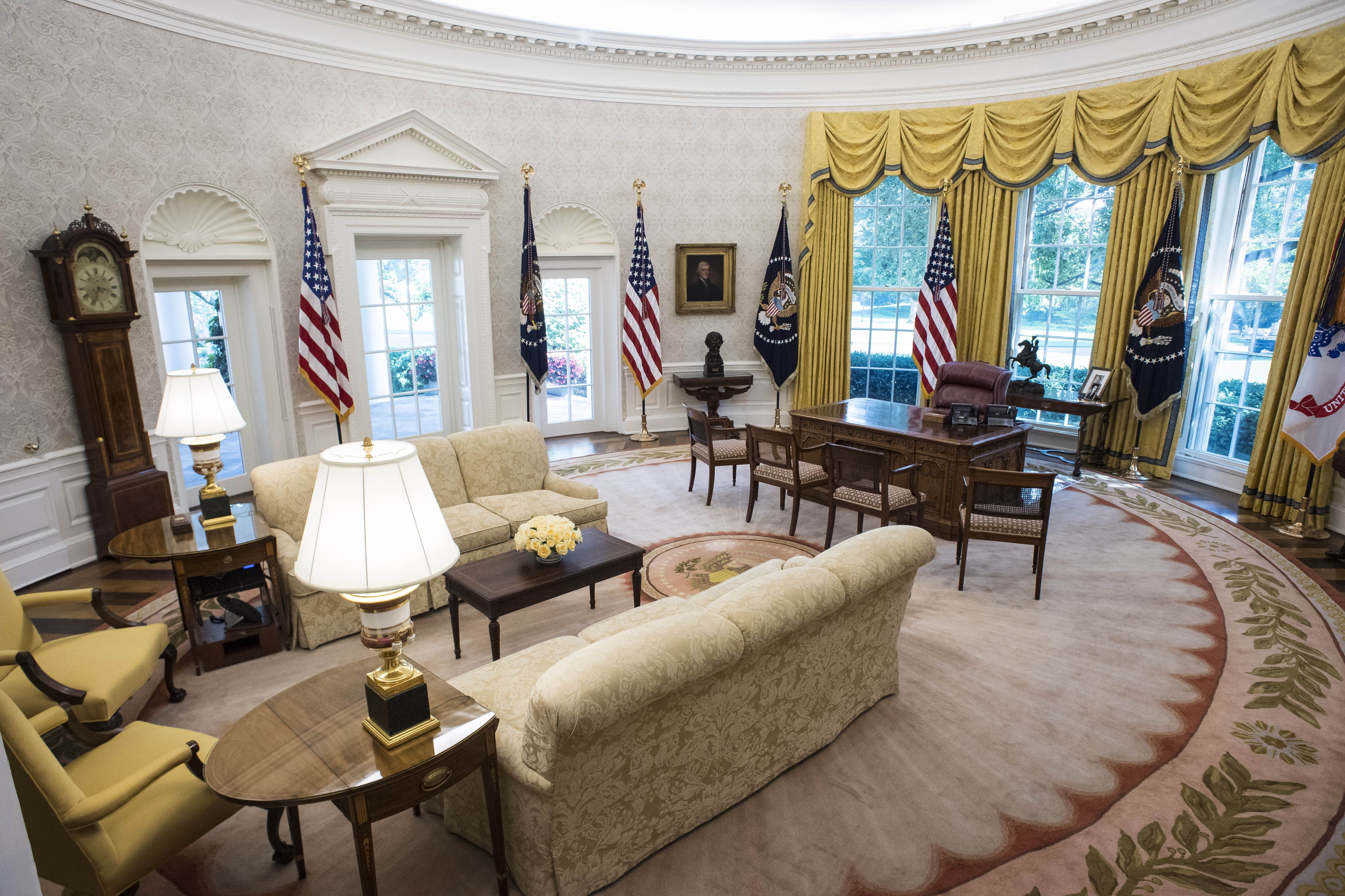 White House Renovation is Confirmed After Trump's