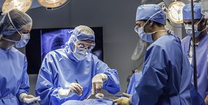 ovary removal