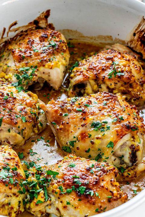 8 Best Chicken Thigh Recipes - Easy Chicken Thigh Ideas