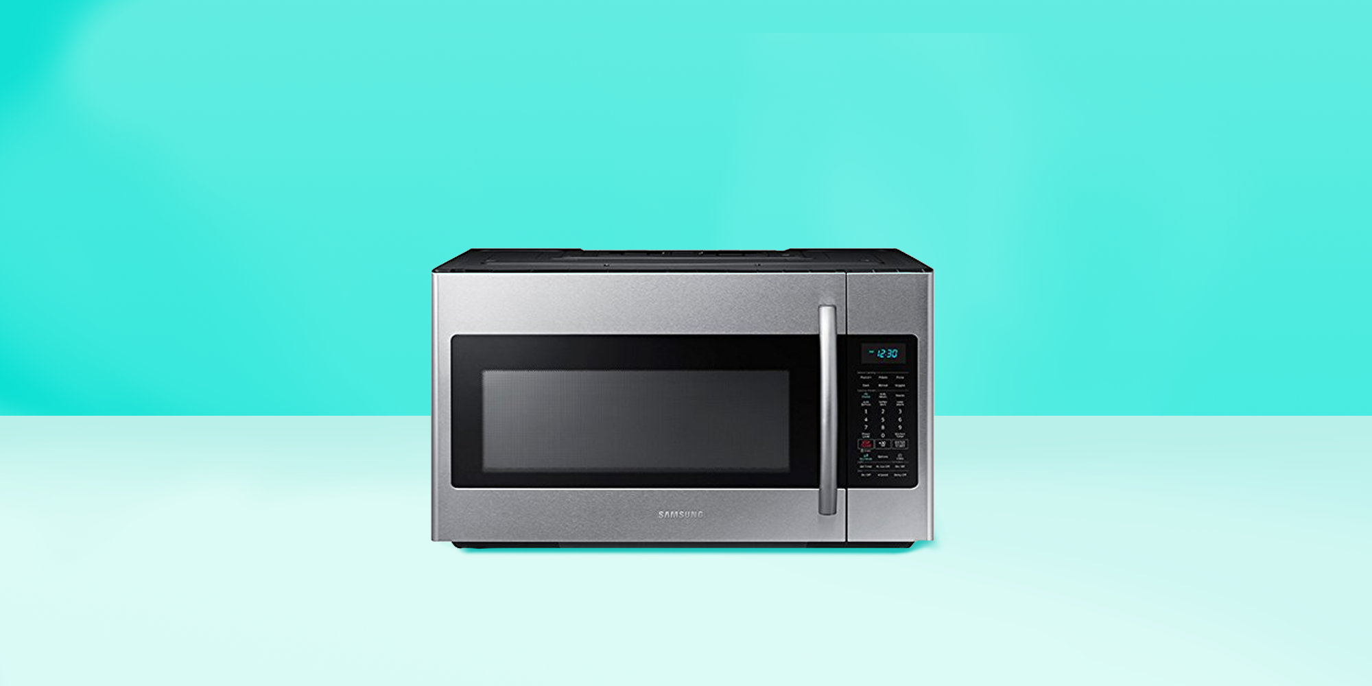 Top Over Range Microwave