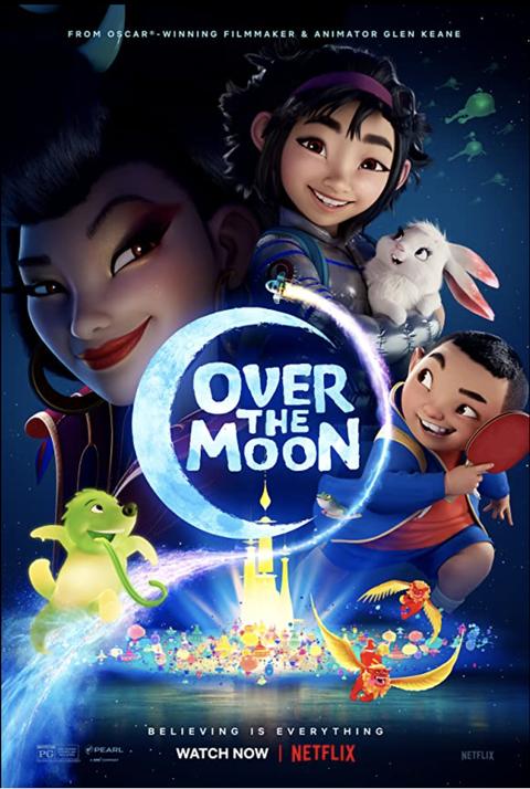 over the moon netflix movie