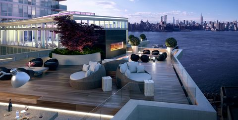 Luxury Apartment Amenities