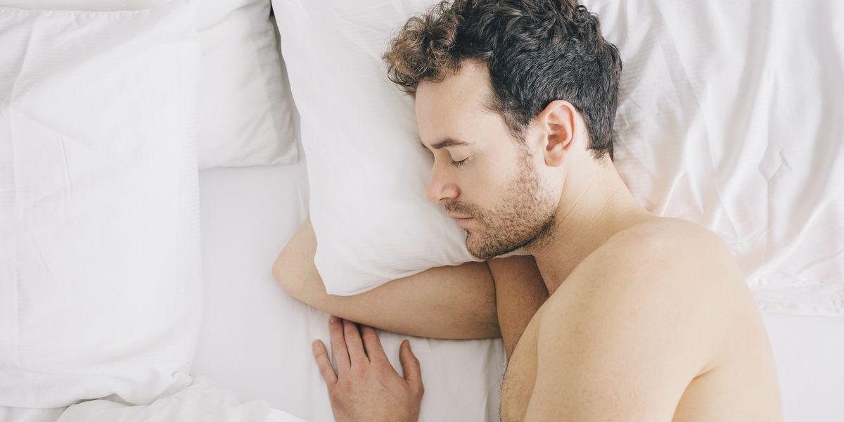 The seven surprising benefits of sleeping naked