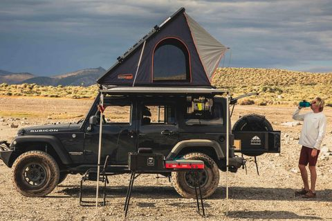 overlanding essentials