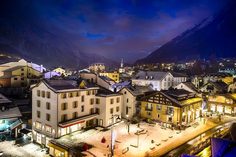 chamonix cheap ski holidays
