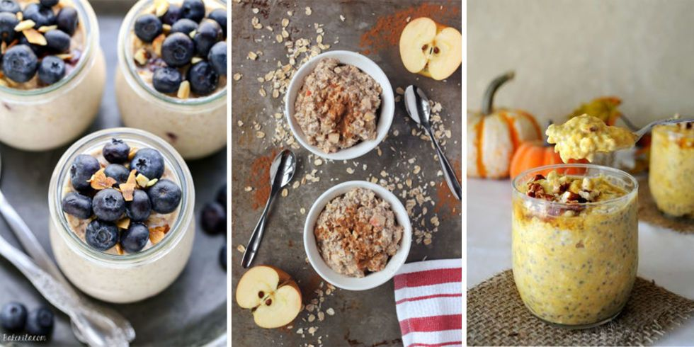 15 Overnight Oats Recipes That Will Make Your Morning Routine a Breeze