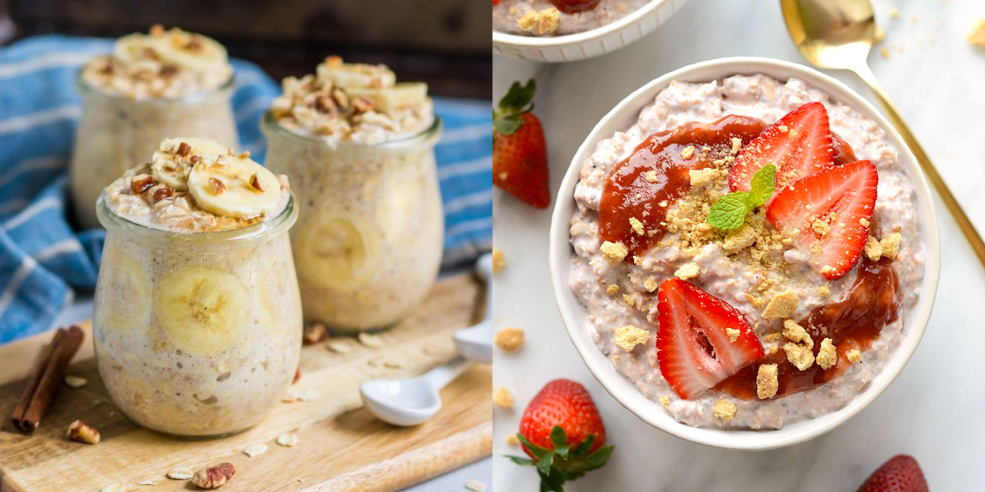 18 Overnight Oats Recipes for a Stress-Free Morning