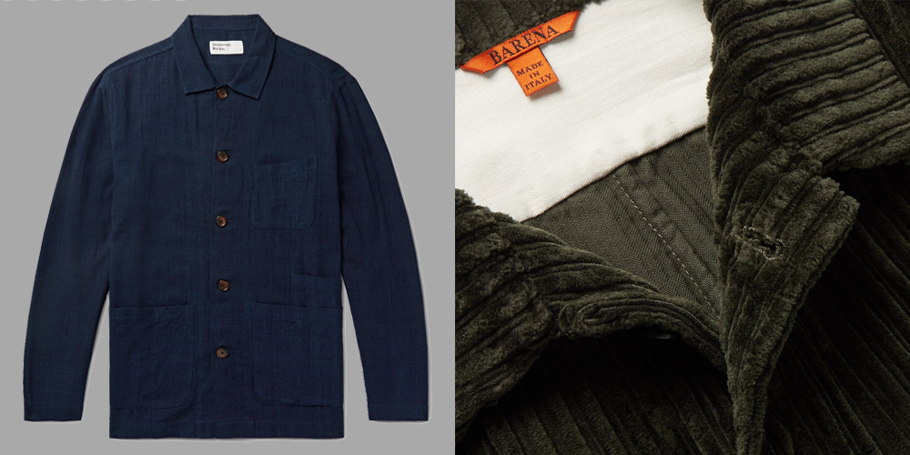 Overshirts Are The Most Important Part Of Your Autumn Wardrobe
