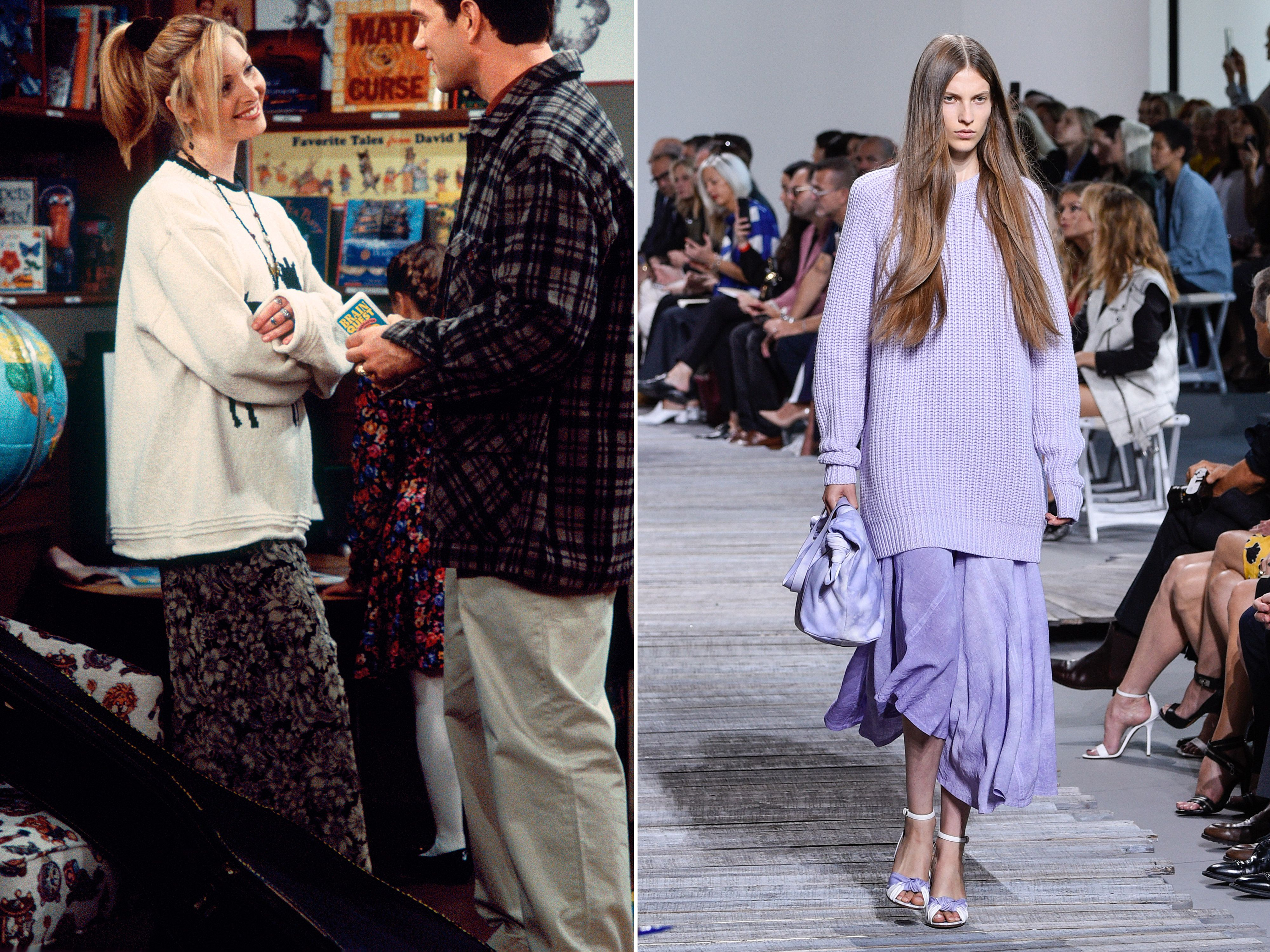 Friends fashion moments