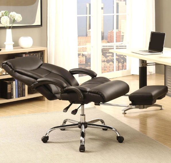 This Office Nap Chair Will End Your Mid-Day Slump—If You Can Get Your Boss on Board with It