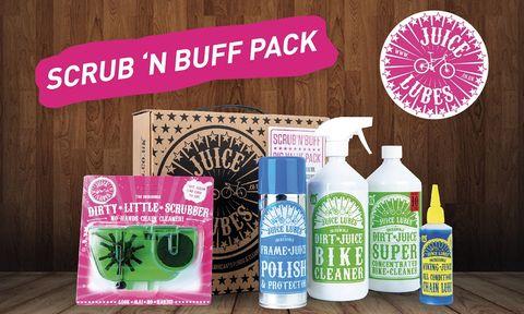 win, gratis, actie, juice lubes, bike cleaner, protection