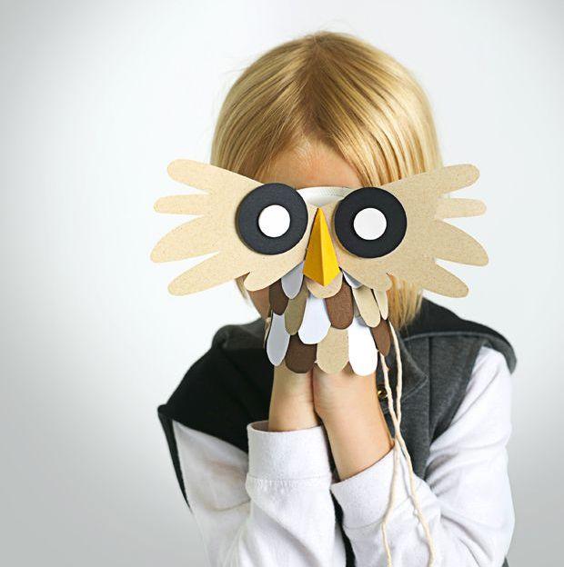 owl thanksgiving crafts