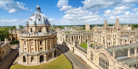 Foodie things to do in Oxford
