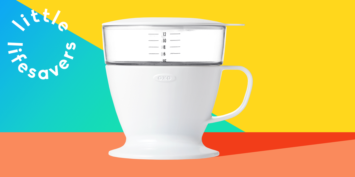 Why OXO's Pour-Over Coffee Maker Is My Favorite Way to Brew