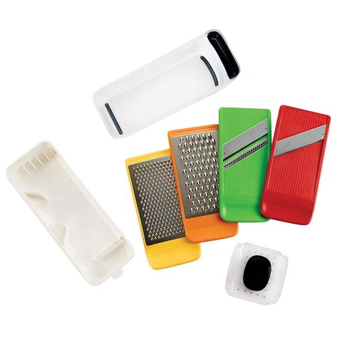 healthy kitchen gadgets OXO good grips grate and slice